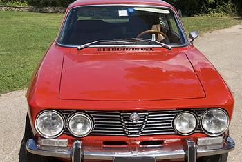 Alfa Romeo on Alfa Romeo Giulia Hire   Chianti Classic Car  Tuscany  Italy