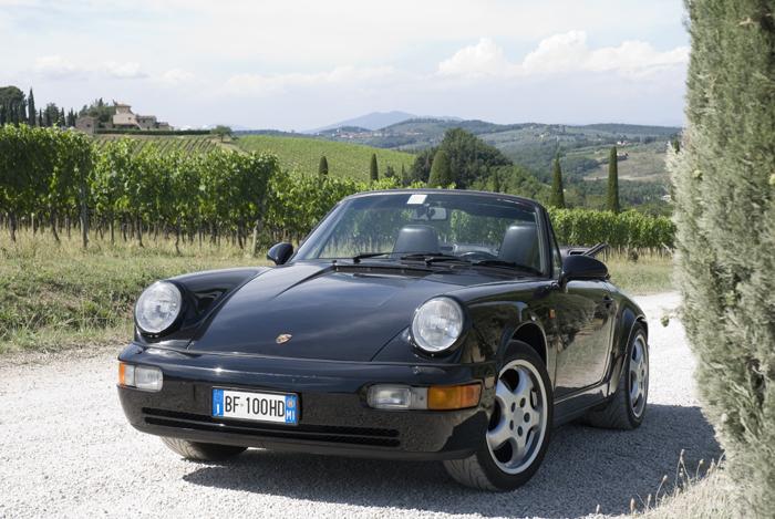 porsche 911 carrera hire chianti classic car tuscany. Black Bedroom Furniture Sets. Home Design Ideas