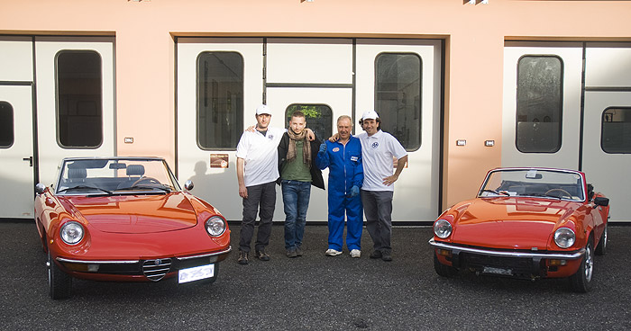 Chianti Classic Car Team