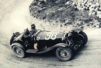Mugello Circuit 1933 edition
